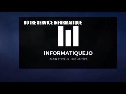 Alain STEVENS - informatique.io votre partenaire numérique - Référencement - SEO - Cybercrime