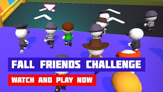 Fall Friends Challenge · Game · Gameplay