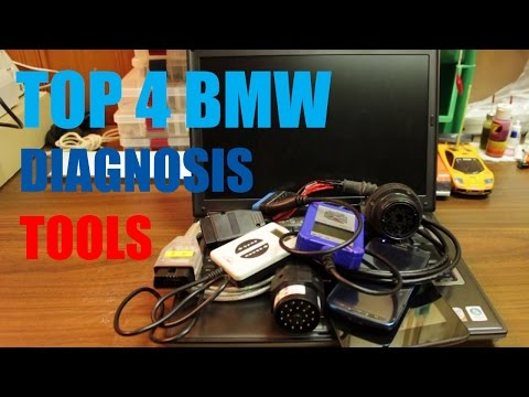 Top 4 BMW Diagnostic tools!
