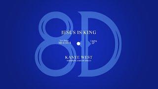 Kanye West - Oฑ God | 8D Immersive Audio 🎧
