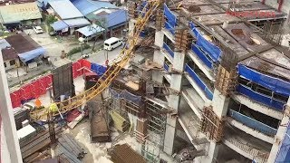 Kampung Baru crane collapse: Dosh issues stop-work order