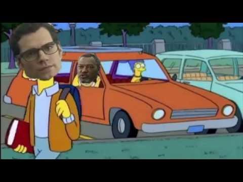 BvS - Clark Kent v Perry White: NERD!!