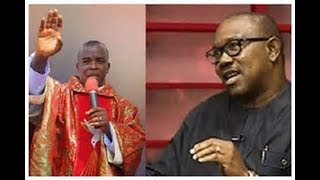 Peter Obi's embarassment Saga: Father Mbaka is a herbalist--Prophet Tibetan