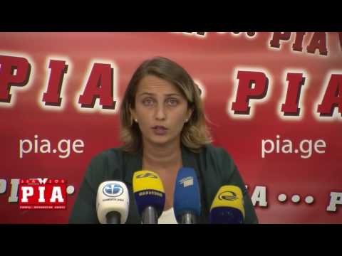 Beka Kiria and Mariam Takaishvili about nepotism at the MOD Georgia