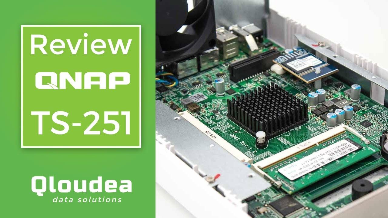 Review QNAP TS-251