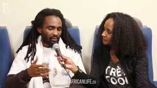 Shaka Interview @ Flag Flow High Senegambia 2014, Reigen