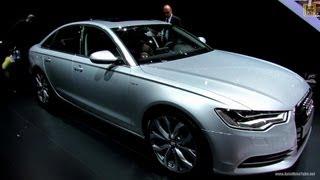 Audi A6 Hybrid 2012 Videos