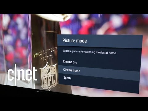 How to set up your TV for the big game