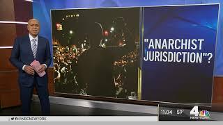DOJ Designates NYC as 'Anarchist Jurisdiction' | NBC New York