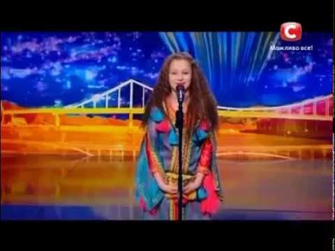 """طفلة مغربية تذهل الاوكرانيين برقصة """" الركادة """" في اوكرانيا غوت تالنت!! thumbnail"""