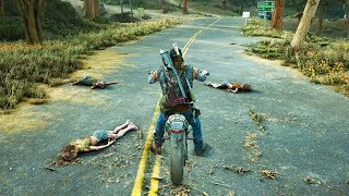 DAYS GONE - More Open World Gameplay