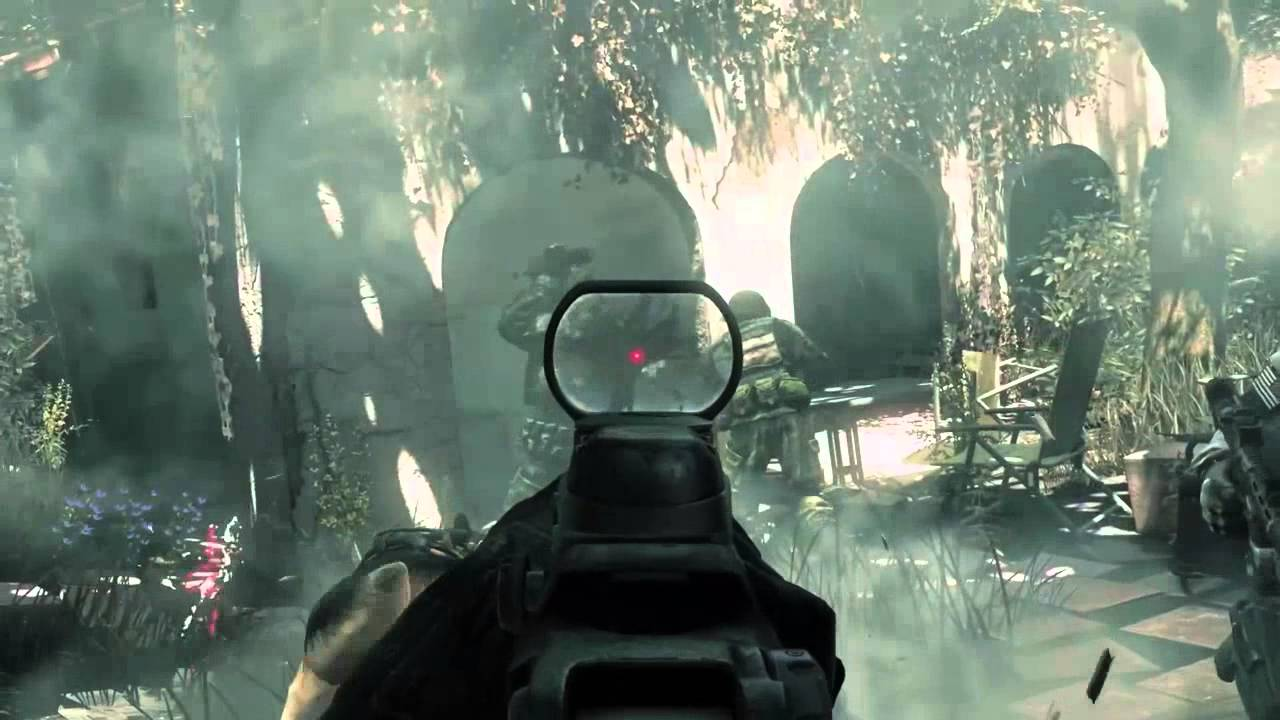 GameSlean E3 2013 - Call of Duty: Ghosts