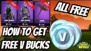 UNLIMITED V BUCKS GLITCH! (Fortnite Battle Royale)