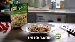 Knorr® | What's For Dinner? Creamy Shrimp Alfredo