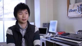 2014年度卒業生インタビュー : 情報文化学部情報メディア学科①
