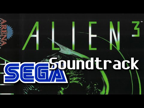 SEGA Genesis Music Alien 3  Full Original Soundtrack OST