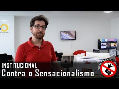 Campanha - Observatório do Cinema contra o sensacionalismo