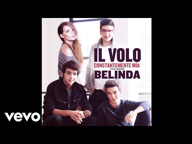 Il Volo - Constantemente Mía ft. Belinda Travel Video