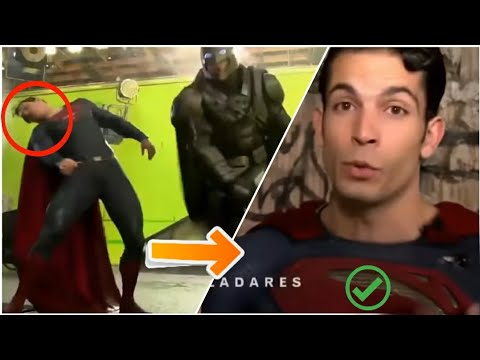 Making of Batman vs Superman | Behind the scenes | VFx