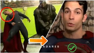 Making of Batman vs superman Behind the scenes and VFx