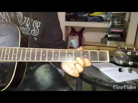Ek Hasina Thi Song | Guitar Tab & Chords - Ashish Arya l