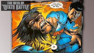 X-Men VS Star Trek & So Much More! | Desk of DEATH BATTLE