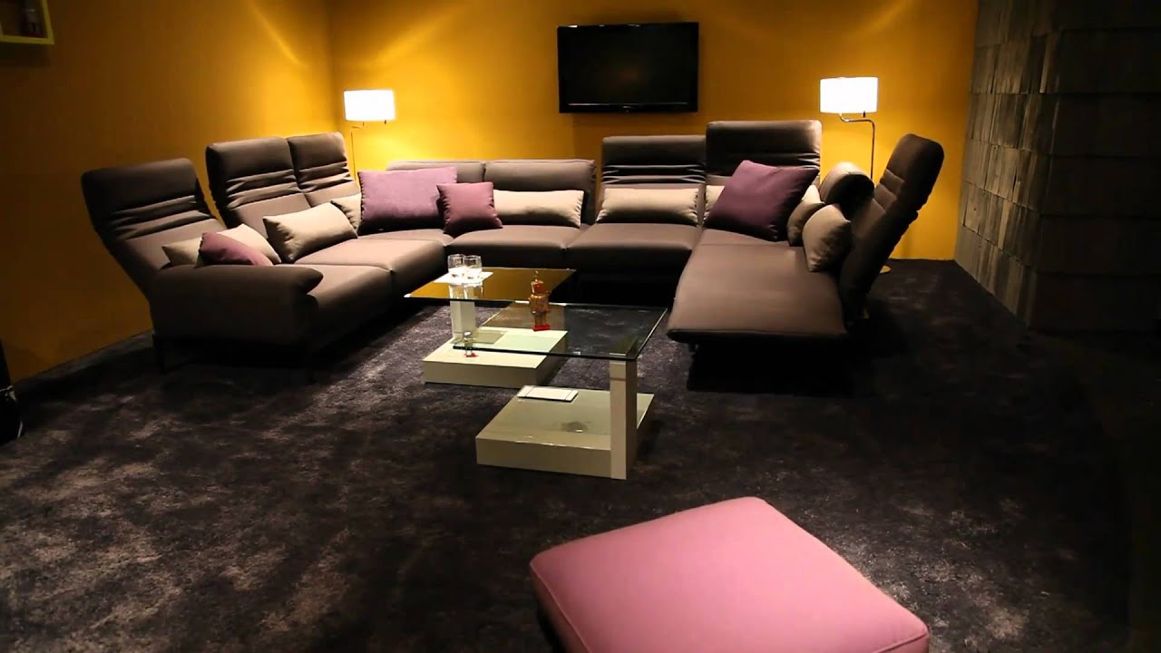 rolf benz imm 2011 k ln youtube. Black Bedroom Furniture Sets. Home Design Ideas