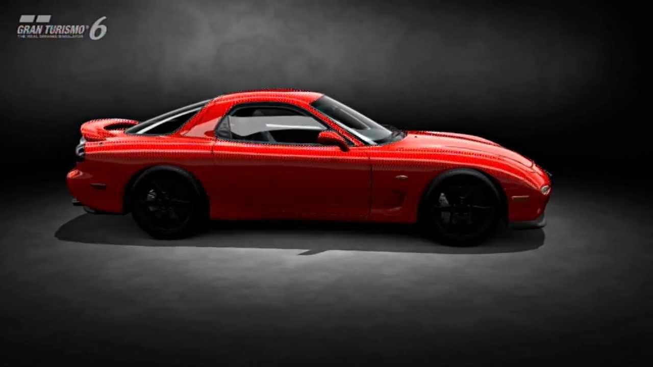 Gt6 Mazda Rx 7 Youtube