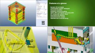 visi cad cam software for mould makers
