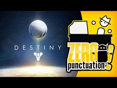 Destiny - Always On Grind (Zero Punctuation)