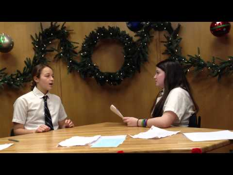 Kellenberg Memorial High School - To Kill A Mockingbird Project 2014