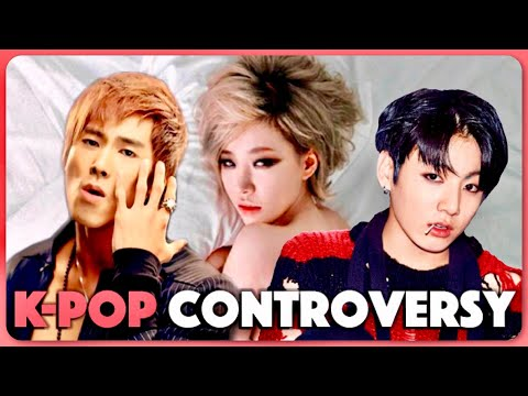 Most Controversial K-Pop Songs in History Updated