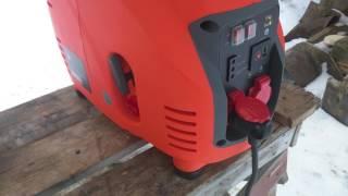 видео Бензиновый инверторный генератор hammer gnr3500i - Бензиновый инверторный генератор HAMMER Hammerflex GNR3500i
