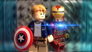 Lego Captain America: Hold the Fort