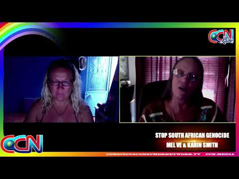 Stop South African Genocide - 19 September 2017