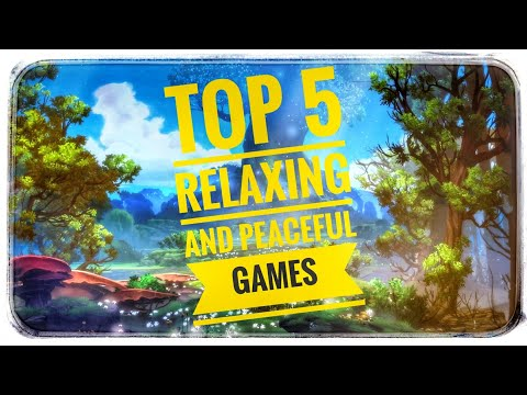 Top 5 Relaxing And Peaceful Games On Android And IOS