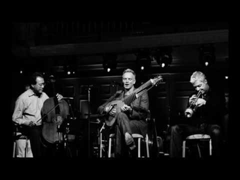 Sting & Chris Botti & Yo Yo Ma & Dominic Miller - Fragile (Jazz Version)