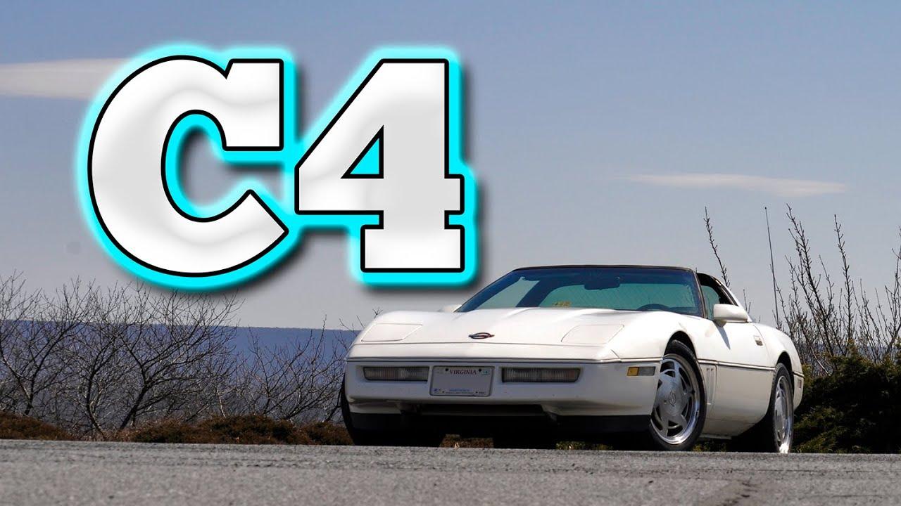 Regular Car Reviews: 1988 Chevrolet Corvette C4
