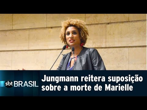 Jungmann reitera suposto envolvimento de políticos na morte de Marielle | SBT Brasil (10/08/18)