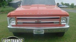 1967 Chevy C10 Truck Restoration, By lastchanceautorestore.com