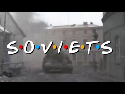 Soviet Friends