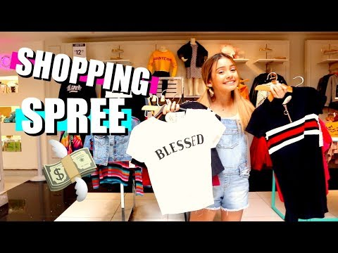 Shopping spree in LA | Forever 21, Zara and H&M 🛍✨