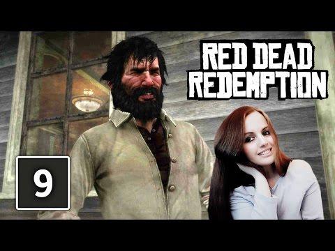 A DRUNK IRISH! Red Dead Redemption Gameplay Walkthrough Part 9