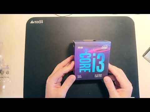 Процессор Intel Core i3-9100F 3.6GHz/8GT/s/6MB (BX80684I39100F) s1151 BOX