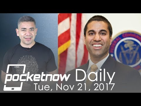 Net Neutrality at risk with FCC vote, Galaxy Note 8 deals & more - Pocketnow Daily