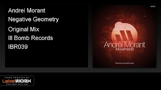 Andrei Morant - Negative Geometry (Original Mix)
