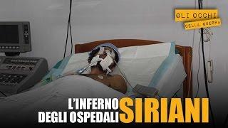 Medici italiani in Siria. Viaggio tra i feriti di guerra thumbnail