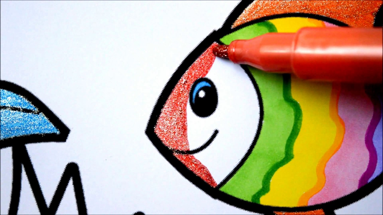 best fun art sea creatures coloring book l coloring page kids