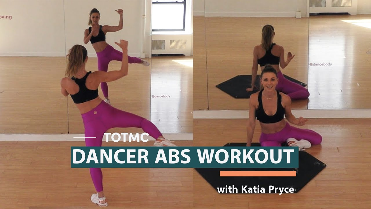 15 Minute Dancer Abs Workout | Trainer of the Month Club | Well+Good