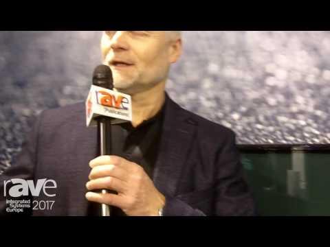 ISE 2017: Cornered Audio Showcases CI Series Speaker Mounts